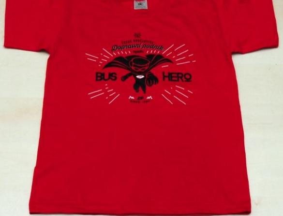 Tričko dětské - červené