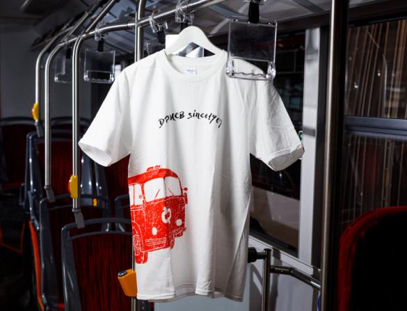Pánské triko s autobusem (více barev)