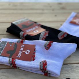 Veselé ponožky DPMCB