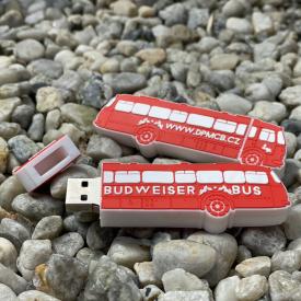 Originální USB Flash disk (16 GB) Autobus