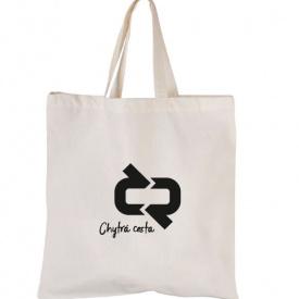 """Plátěná taška """"Chytrá cesta"""""""