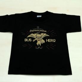 Children's T-shirt - black