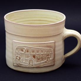 Ceramic mug 0.75L
