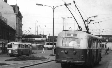 Trolejbusové intermezzo...