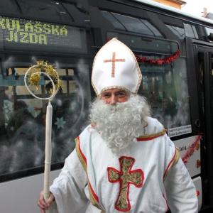 Mikulášská jízda 2012