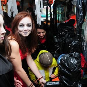 Halloweenská jízda 2014