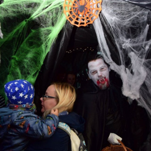 Halloweenská jízda 2016