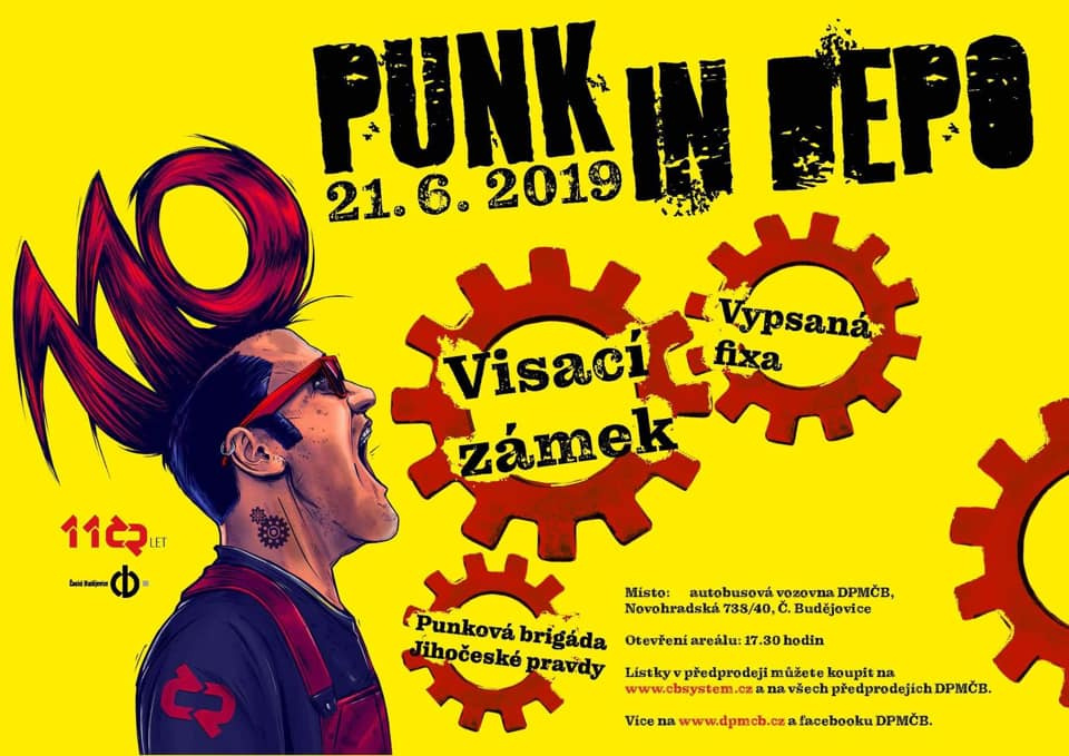 Punk in DEPO 2019