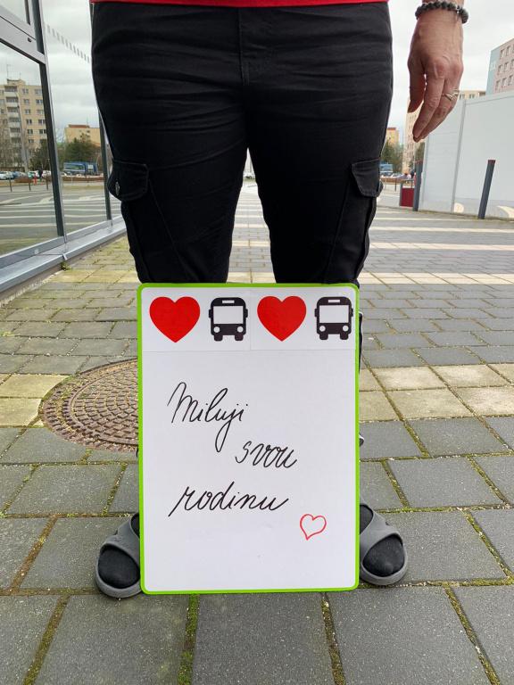Valentýnská jízda 2020