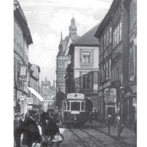 Historie tramvají v Českých Budějovicích dle časopisu BARBAR