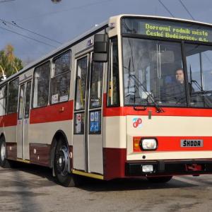 Budějovické trolejbusy vyjely do ulic před 25 lety