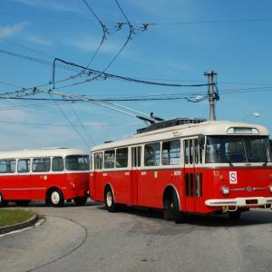 Dopravní podnik myslí i na minulost.