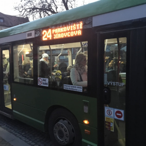 Vyjádření dopravního podniku ke kampani proti lince 24