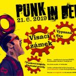 Vrchol oslav 110 let MHD nabídne hudební akce Punk in depo 2019