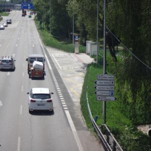 Zahájení provozu zastávek Stromovka