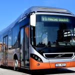Dopravní podnik koupil hybridní autobus Volvo 7900LAH!