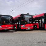 Cestující MHD v Českých Budějovicích se mohou těšit na devět nových autobusů