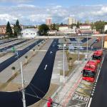 Cesty z parkoviště budou pro řidiče zdarma, ostatní se nově linkou 23 svezou s jízdenkou