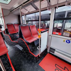 Nejnovější autobusy Solaris Urbino 18 začaly plnit vozovnu DPMCB