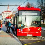 Do linky 23 si připravte jízdenku nebo parkovací lístek. Od 1. června 2021 platí nový tarif jízdného