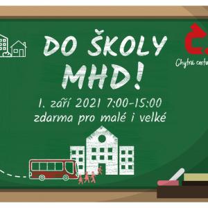 V první školní den na jízdenky myslet nemusíte. MHD od 7 do 15 hodin pojede zdarma
