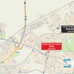 Jižní tangenta - dočasné zkrácení linky 7 a zavedení linky 37