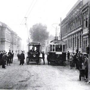 Historický vozový park