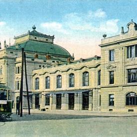 Period photo – The Railway Station