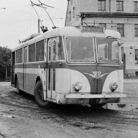 Historical vehicle fleet