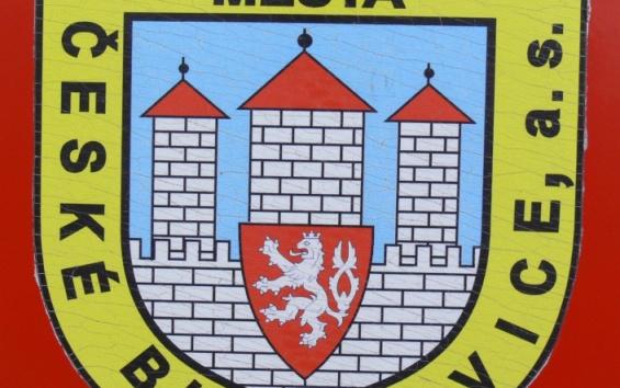 Původní logo Dopravního podniku