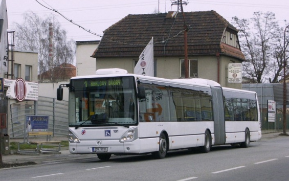 Bus Irisbus Citelis