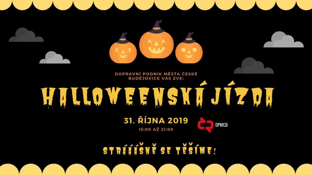Halloweenská jízda 2019
