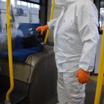 Dopravní podnik zavádí mimořádná opatření proti koronaviru